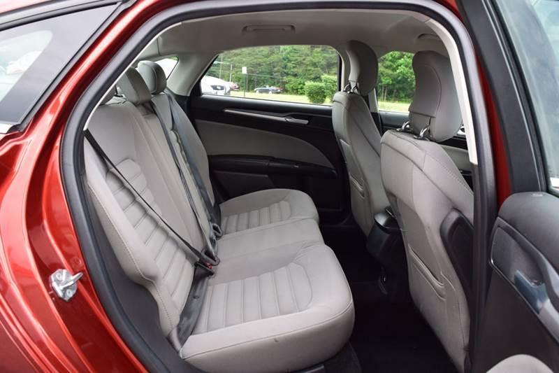 2014 Ford Fusion S 4dr Sedan - Fredericksburg VA