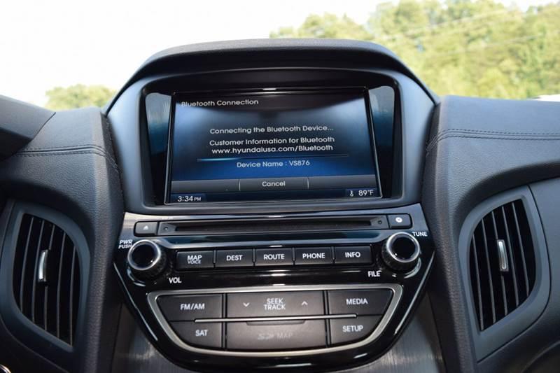 2014 Hyundai Genesis Coupe 3.8 Grand Touring 2dr Coupe - Fredericksburg VA