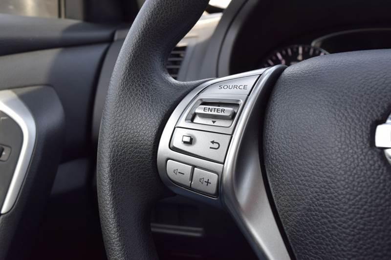 2016 Nissan Altima 2.5 4dr Sedan - Fredericksburg VA