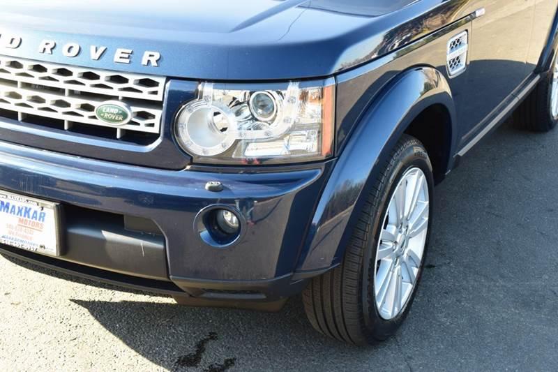 2011 Land Rover LR4 4x4 4dr SUV - Fredericksburg VA