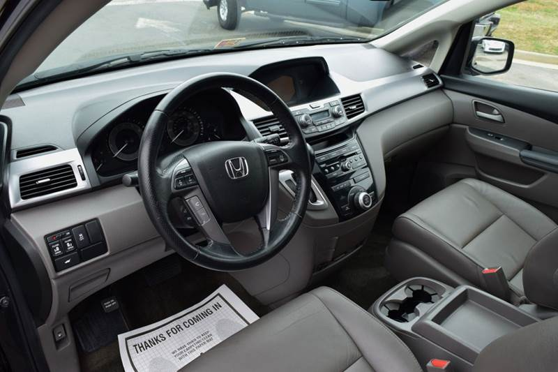 2013 Honda Odyssey EX-L 4dr Mini Van - Fredericksburg VA