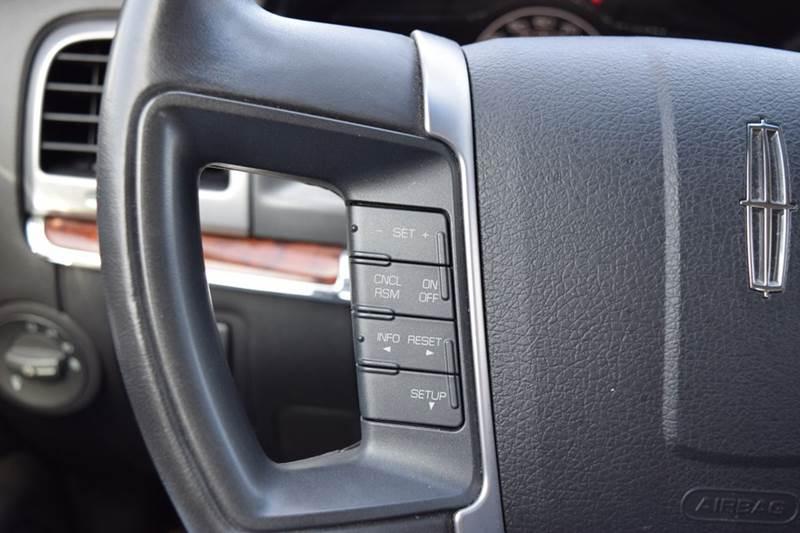2011 Lincoln MKZ Hybrid 4dr Sedan - Fredericksburg VA