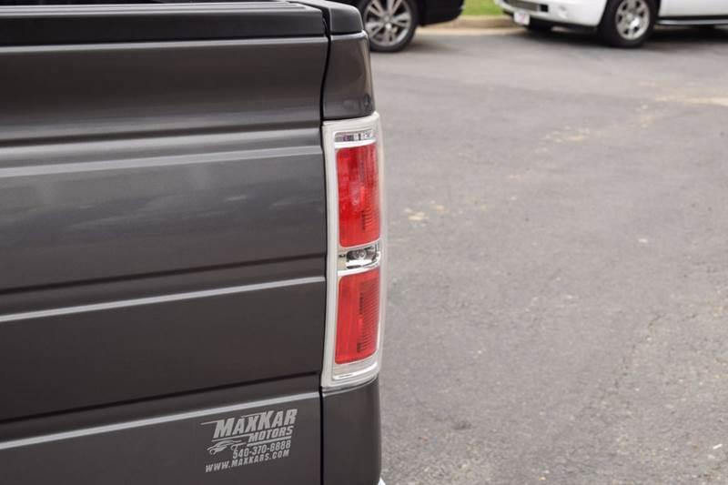 2013 Ford F-150 Lariat 4x4 4dr SuperCrew Styleside 5.5 ft. SB - Fredericksburg VA