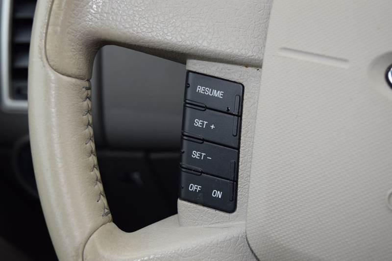 2008 Ford Edge SEL 4dr Crossover - Fredericksburg VA