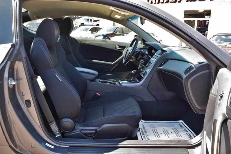 2012 Hyundai Genesis Coupe 2.0T 2dr Coupe 5A - Fredericksburg VA