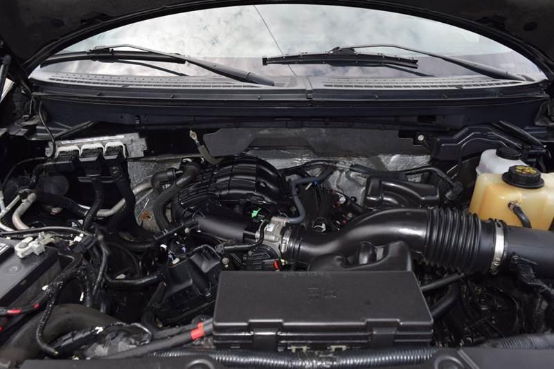 2012 Ford F-150 XLT 4x4 4dr SuperCab Styleside 6.5 ft. SB - Fredericksburg VA