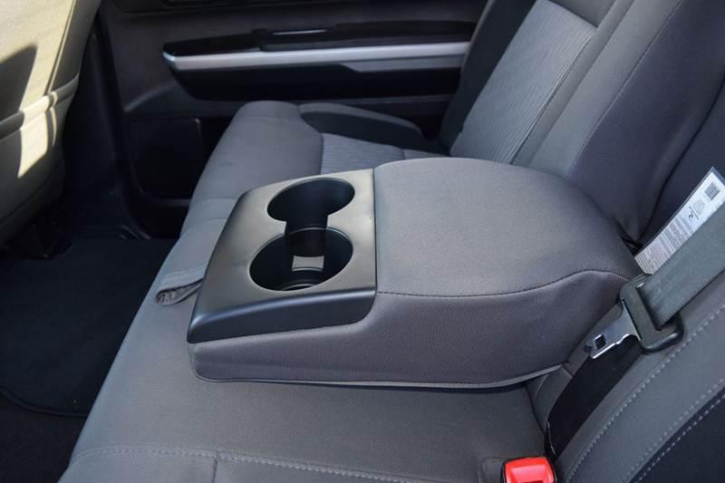 2015 Toyota Tundra SR5 4x4 4dr CrewMax Cab Pickup SB (5.7L V8 FFV) - Fredericksburg VA