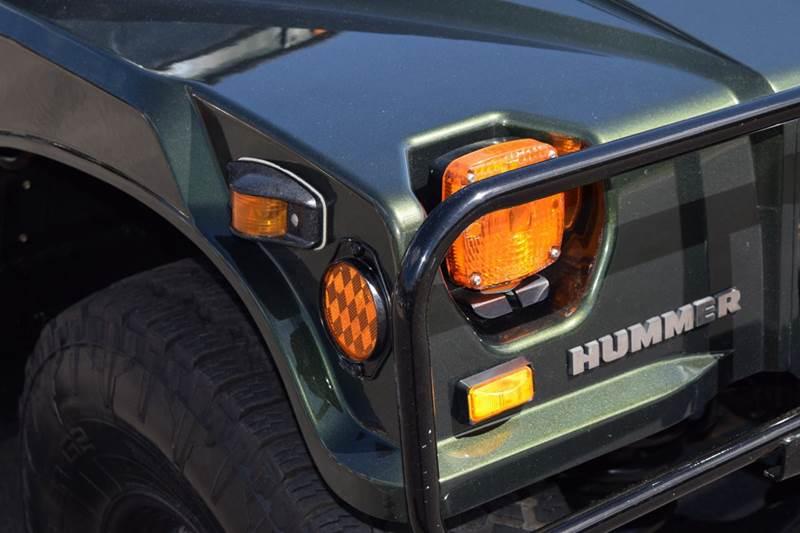 2001 HUMMER H1 Open Top 4WD 4dr SUV - Fredericksburg VA