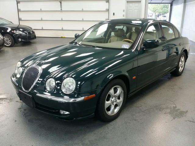 2000 Jaguar S-Type