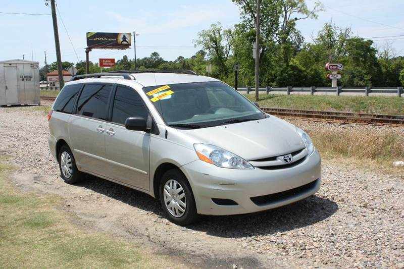 2008 TOYOTA SIENNA CE silver air conditioning power windows power locks power steering tilt w