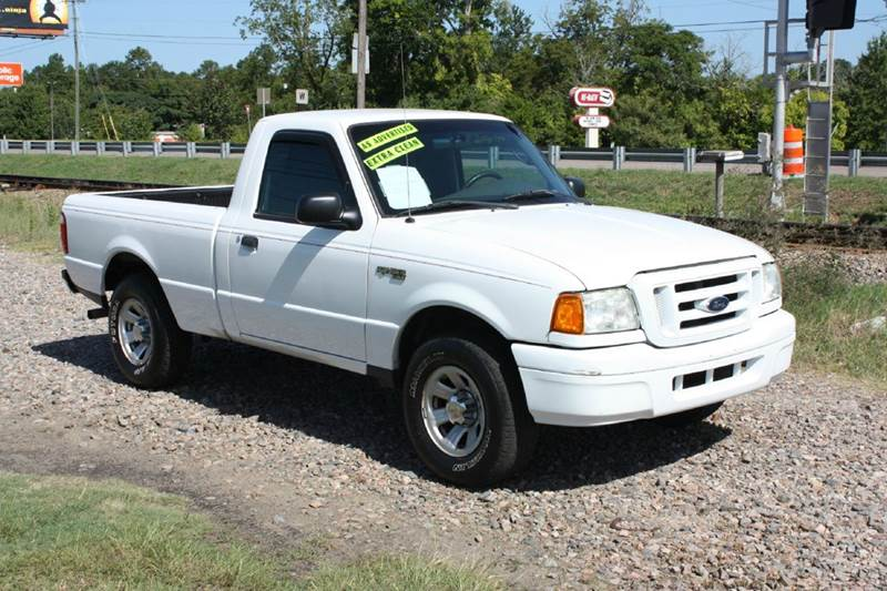 2005 FORD RANGER white air conditioning power windows power locks tilt wheel amfm amfm cd