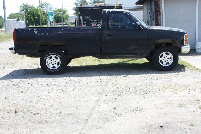 1994 GMC SIERRA 1500 K1500 black air conditioning power windows power locks power steering ti