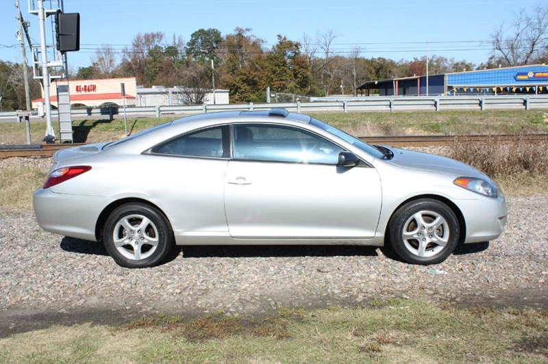 2004 TOYOTA CAMRY SOLARA SE 2DR COUPE silver engine specificationsengine horsepower torque24l