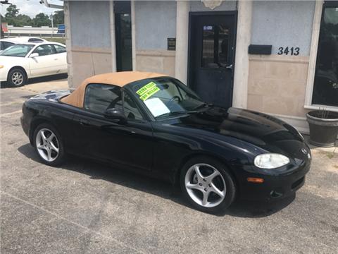 2002 Mazda MX-5 Miata for sale in Augusta, GA