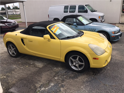 2003 Toyota MR2 Spyder for sale in Augusta, GA
