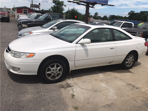 2000 Toyota Camry Solara for sale in Augusta, GA