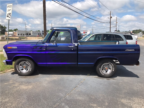 1967 Ford F100 For Sale  Carsforsalecom