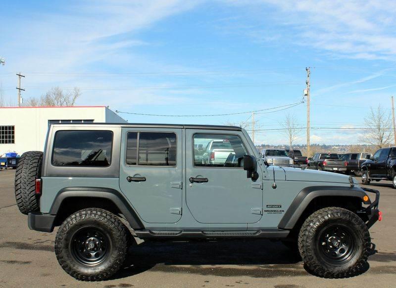 jeep lift kit and tire autos weblog. Black Bedroom Furniture Sets. Home Design Ideas