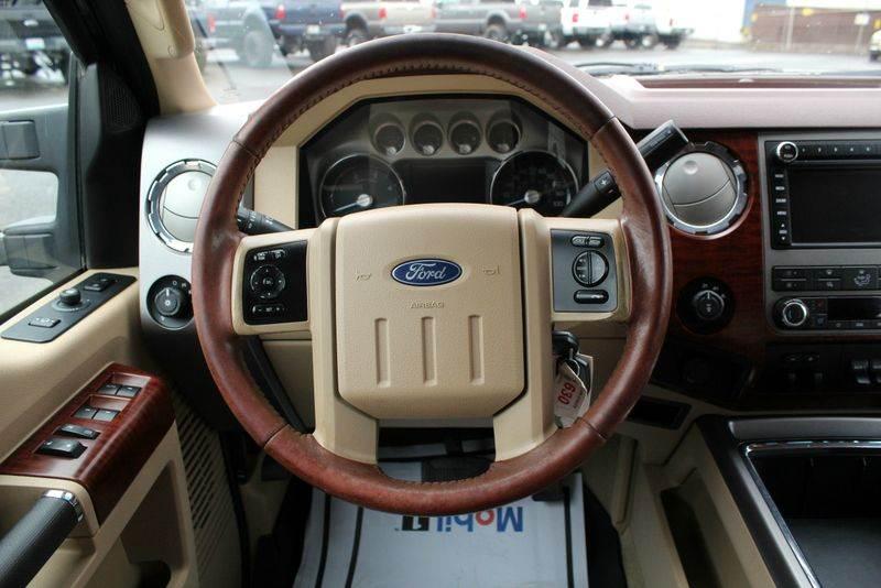 2011 Ford F-350 Super Duty King Ranch 4x4 4dr Crew Cab 6.8 ft. SB SRW Pickup - Portland OR