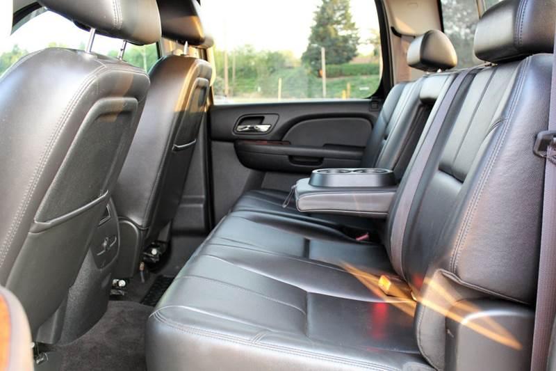 2011 Chevrolet Silverado 2500HD 4x4 LTZ 4dr Crew Cab SB - Portland OR