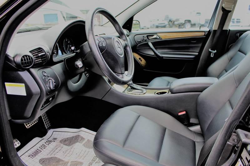 2007 Mercedes-Benz C-Class C 350 Luxury 4dr Sedan - Portland OR