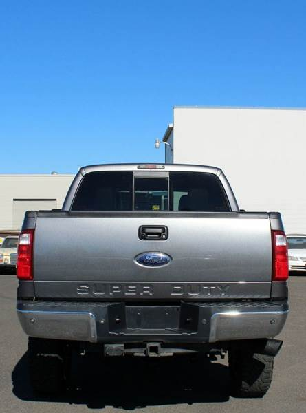 2011 Ford F-350 Super Duty 4x4 Lariat 4dr Crew Cab 6.8 ft. SB SRW Pickup - Portland OR