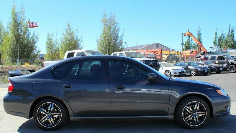 2008 Subaru Legacy 2.5i Limited AWD 4dr Sedan 4A - Portland OR