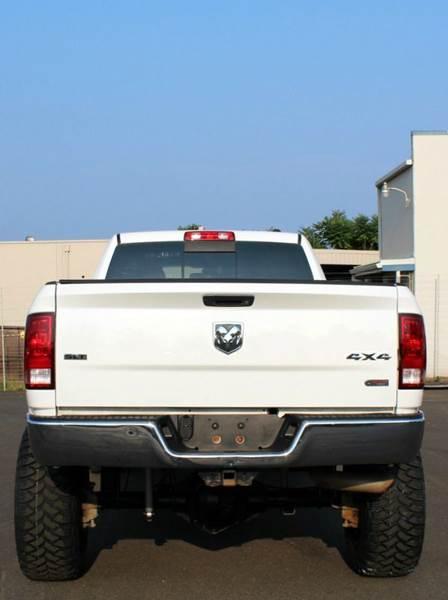 2012 RAM Ram Pickup 3500 SLT 4x4 4dr Crew Cab 8 ft. LB Pickup - Portland OR