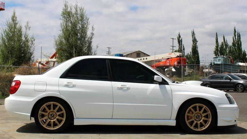 2005 Subaru Impreza WRX STI AWD 4dr Sedan - Portland OR