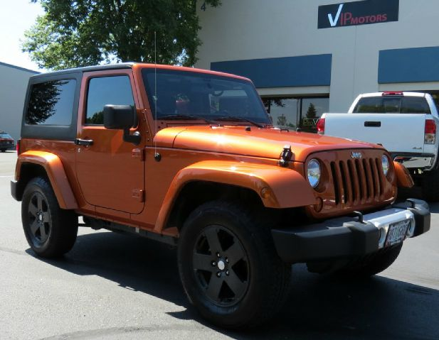 2011 Jeep Wrangler for sale in Portland OR