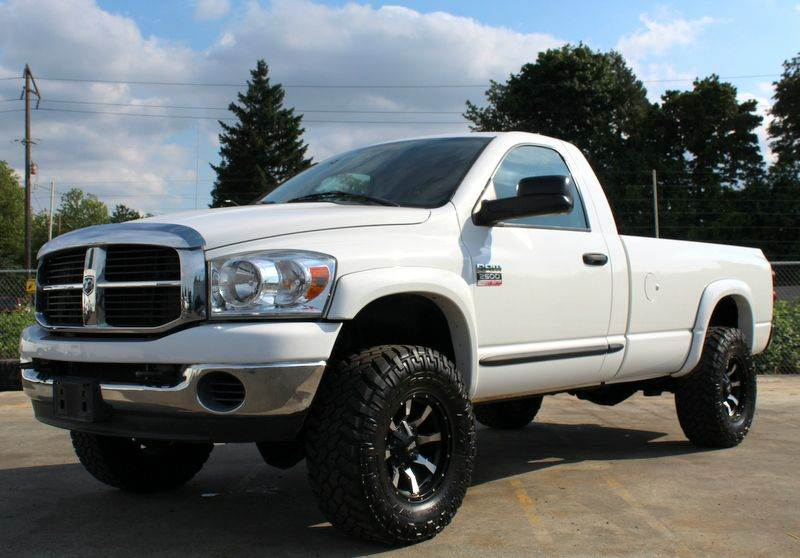 2007 Dodge Ram Pickup 2500 SLT 2dr Regular Cab 4x4 LB - Portland OR