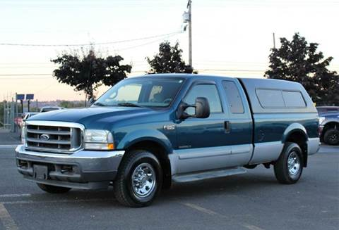 2002 Ford F-350 Super Duty for sale in Portland, OR