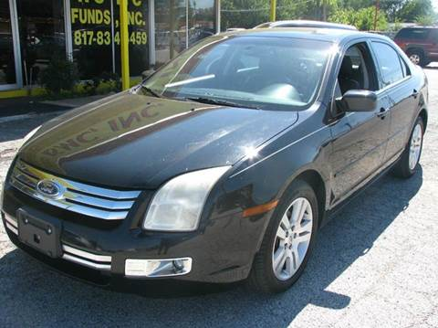 2007 Ford Fusion for sale in Fort Worth, TX