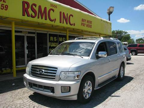 2006 Infiniti QX56 for sale in Fort Worth, TX