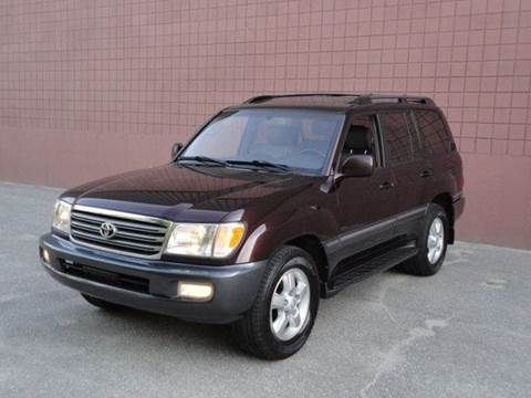 2003 Toyota Land Cruiser For Sale Carsforsale Com