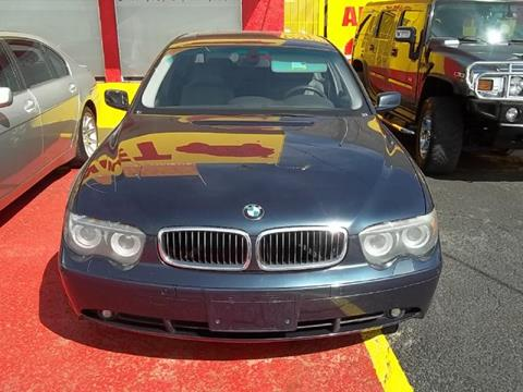 2005 BMW 7 Series for sale in Las Vegas, NV