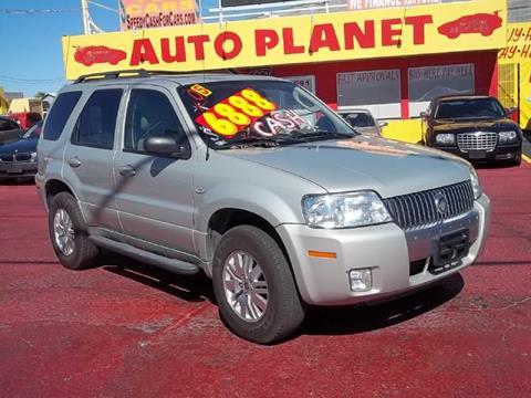 2005 Mercury Mariner for sale in Las Vegas, NV