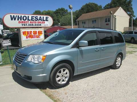 2008 Chrysler Town and Country for sale in Newport News, VA