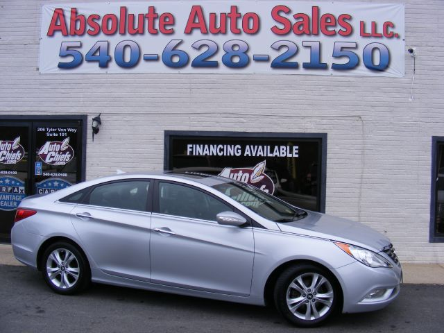 2011 Hyundai Sonata for sale in Fredericksburg VA