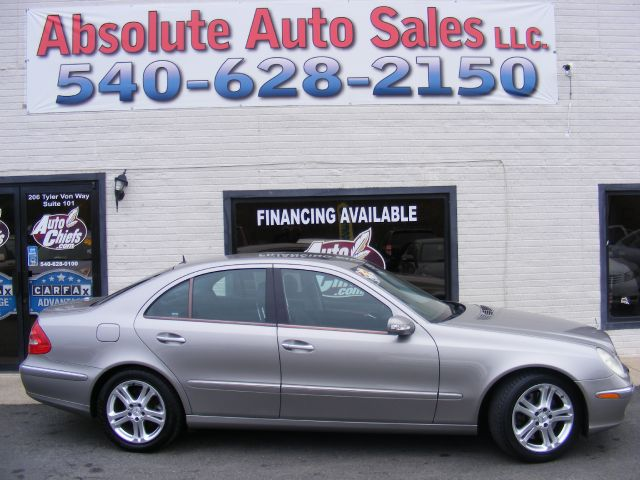 2005 Mercedes-Benz E-Class for sale in Fredericksburg VA