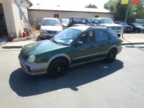 2002 Subaru Impreza for sale in Loveland, CO