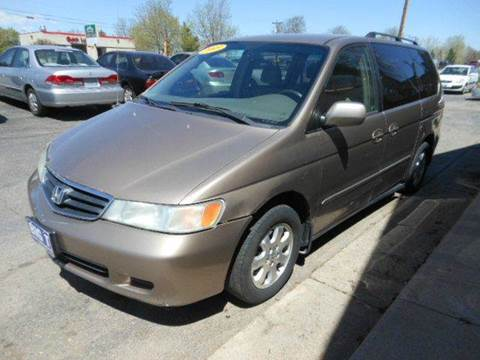 2003 honda odyssey for sale. Black Bedroom Furniture Sets. Home Design Ideas