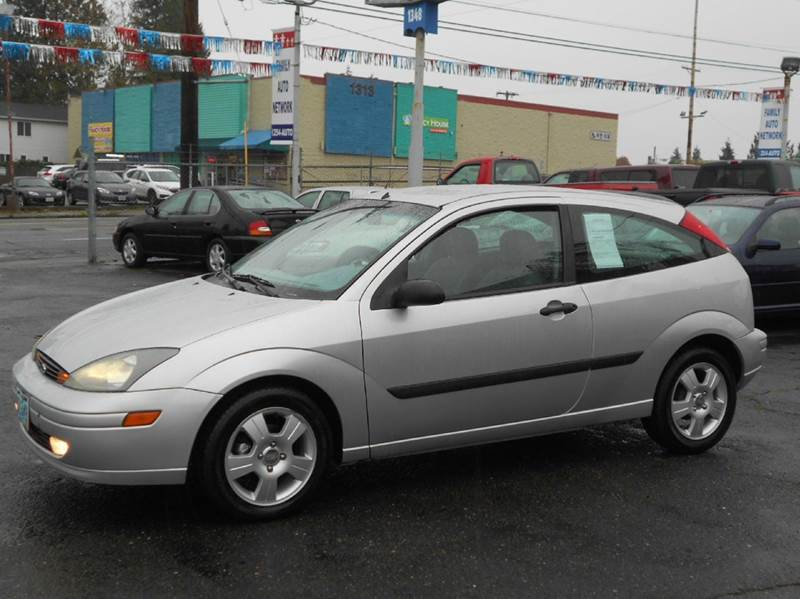 2003 ford focus zx3 hatchback in portland or family auto. Black Bedroom Furniture Sets. Home Design Ideas