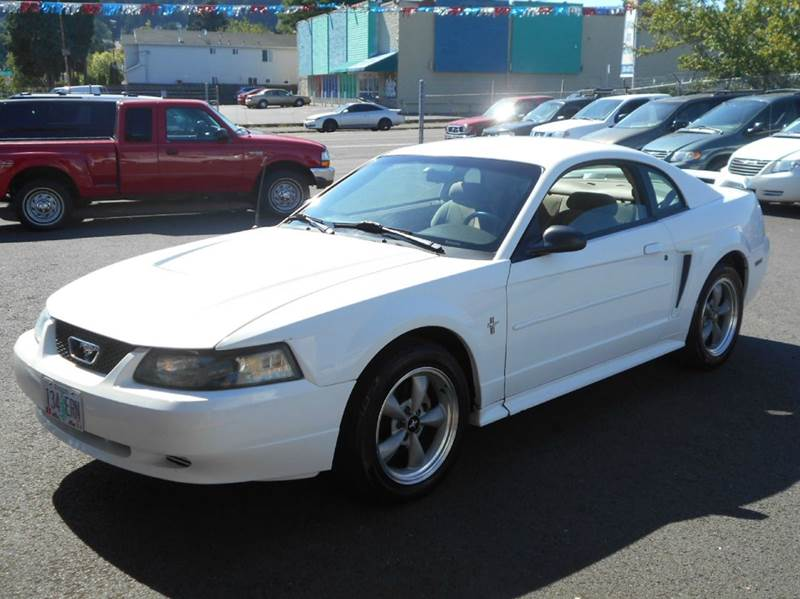 2003 ford mustang for sale in oregon. Black Bedroom Furniture Sets. Home Design Ideas