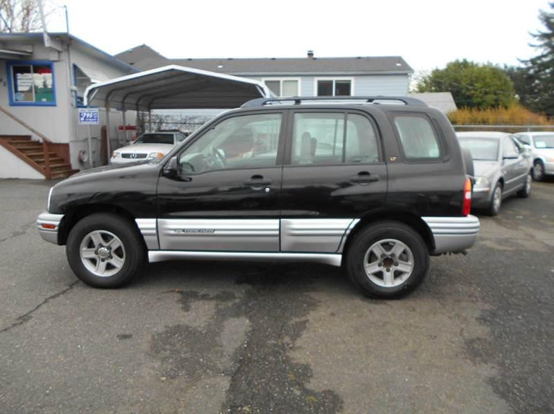 2002 Chevrolet Tracker Lt 4x4 Suv In Portland Or