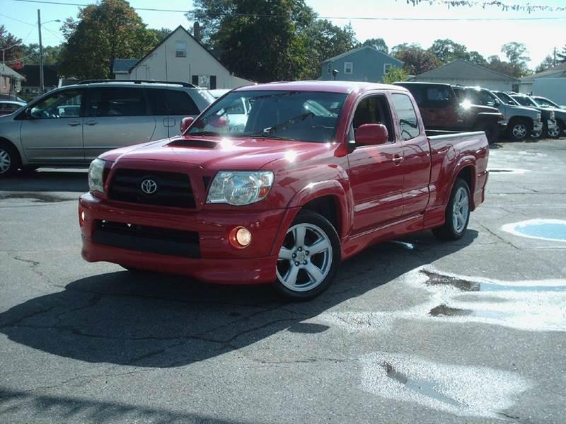 2005 Toyota Tacoma For Sale Carsforsale Com