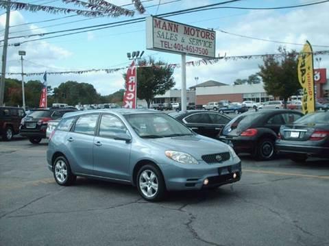 Toyota Matrix For Sale Rhode Island Carsforsale Com