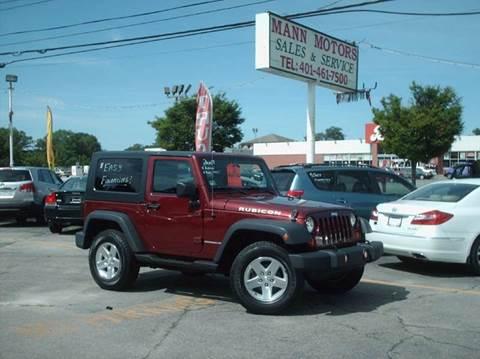 2007 Jeep Wrangler for sale in Warwick, RI