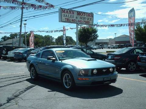 2005 Ford Mustang for sale in Warwick, RI