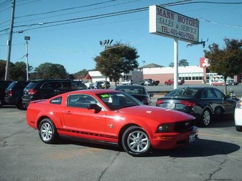 2009 Ford Mustang for sale in Warwick, RI